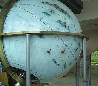 Globe of Gottorf - Globe of Gottorf