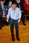 Governor of Florida Jeb Bush, Announcement Tour and Town Hall, Adams Opera House, Derry, New Hampshire by Michael Vadon 48.jpg