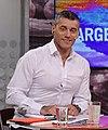 Goycochea tv host 2015.jpg
