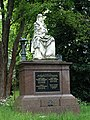 Grab Denkmal von Richard Kissling (1848–1919) Friedhof Wolfgottesacker, Basel (2).jpg
