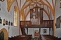 Grafenbach Pfarrkirche Orgelempore.jpg