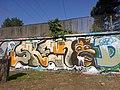 Graffiti in Piazzale Pino Pascali (Rome) - panoramio (4).jpg