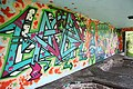 Graffiti or art ^ - geograph.org.uk - 873124.jpg