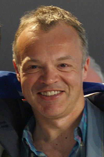 Graham Norton, Irish comedian and television presenter