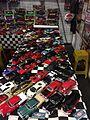 Gran variedad de coches a escala, Diecast Convention, Mexico 2017.jpg
