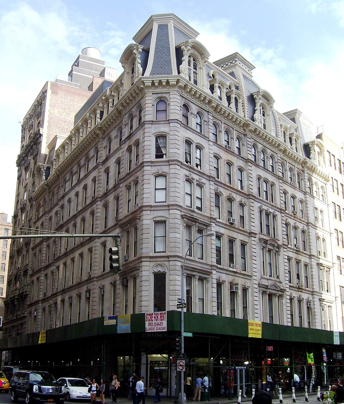 Grand hotel new york city wikipedia for New york hotels