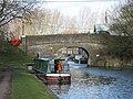 Grand Union Canal, Bulbourne Bridge No 133, near Tring - geograph.org.uk - 1515114.jpg