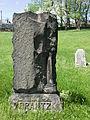 Grantz Monument, Allegheny Cemetery, 2015-05-12, 01.jpg
