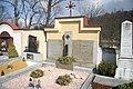 Grave of Dreuschuch family at cemetery in Náměšť nad Oslavou, Třebíč District.jpg