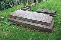 Grave of Sir William Fettes Douglas, Dean Cemetery.JPG