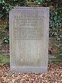 Gravestone in Colwick churchyard - geograph.org.uk - 652764.jpg