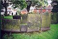 Gravestones at Shepshed - geograph.org.uk - 79674.jpg