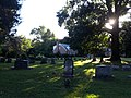 Graveyard, Westover Church.jpg