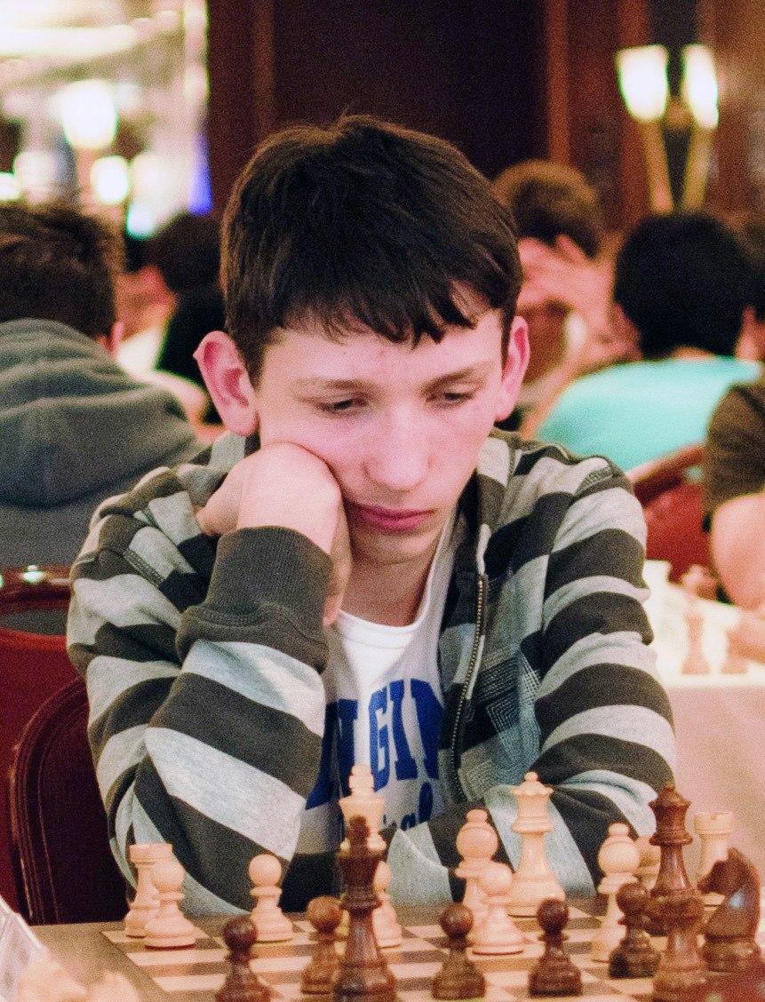 Grigoriy Oparin 2012