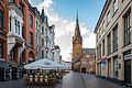 Große Straße Flensburg Nordermarkt Kirche.jpg