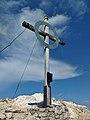 Großer Bettelwurf Gipfelkreuz (IMG 20170719 150935).jpg