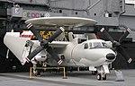 Grumman E-2C Hawkeye, Midway Museum, San Diego, California.jpg