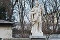GuentherZ 2011-01-22 0049 Bruck an der Leitha Lagergasse Statue Johannes Nepomuk.jpg