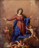 Guercino Assumption
