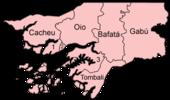 Le regioni della Guinea-Bissau