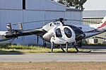 Gunn Resources (VH-EPZ) McDonnell Douglas Helicopters MD-520N at Wagga Wagga Airport (1).jpg