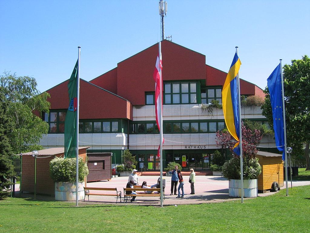 Guntramsdorf - Die Grnen Bezirk Mdling