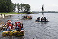 H& HS; conquers water with make-shift boat regatta 120720-M-MA421-081.jpg
