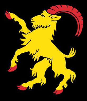 Hälsingland - Image: Hälsingland landskapsvapen Riksarkivet Sverige