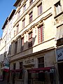 Hôtel de Salvati-Palasse, Académie de Vaucluse, 5 rue Dévéria ou Galante.jpg
