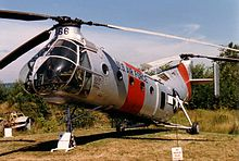 CH-21B 53-4366 in USAF markings at the Canadian Museum of Flight 1988