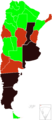 H1N1 Argentina (mortalidad 1407) Map.png