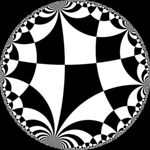 Rhombitetraapeirogonal tiling - Image: H2chess 24id