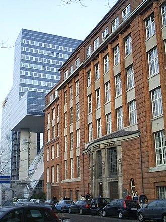Hamburg University of Applied Sciences - Hochschule für Angewandte Wissenschaften Hamburg, Campus Berliner Tor