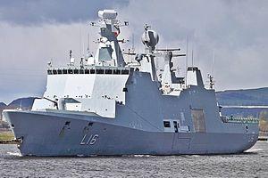 HDMS Absalon (L16) - HDMS Absalon