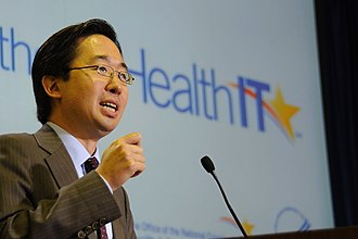 Todd Park - Park speaks at Consumer E-Health Summit