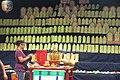 HK 西營盤 Sai Ying Pun 香港 中山紀念公園 Dr Sun Yat Sen Memorial Park 香港盂蘭勝會 Ghost Yu Lan Festival offerings 68.jpg