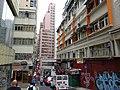 HK Central 鴨巴甸街 Aberdeen Street Tsang Chiu Ho Building Nov 2016 Siu Ying Commercial Building facades.jpg