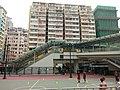HK Hung Hom Wuhu Street Temp Playground basketball court n visitors April 2018 LGM 01.jpg