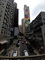 HK SW 上環 Sheung Wan 皇后大道中 Queen's Road Central 水坑口街 Possession Street Sunday morning October 2019 SS2 03.jpg