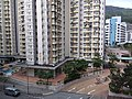 HK TKL CIHE view Shin Ming Estate n 將軍澳香島中學 Heung To Secondary School December 2018 SSG 01.jpg