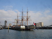 HMS Warrior Portsmouth