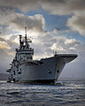 HMS Ark Royal Visits HMNB Clyde for the Final Time MOD 45152034.jpg