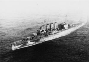 HMS Suffolk (55) - HMS Suffolk in May 1941
