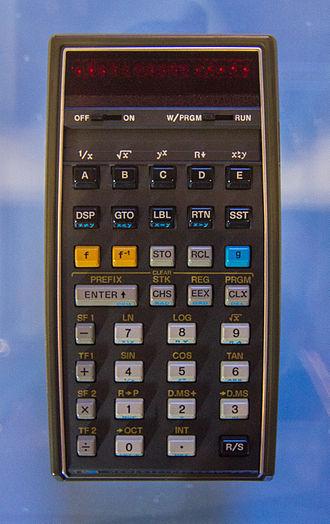 HP-65 - Image: HP 65