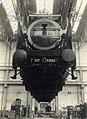 HUA-166287-Afbeelding van de stoomlocomotief nr 6322 serie 6300 van de NS in de lichterij van de Centrale Werkplaats van de NS te Tilburg.jpg