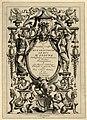 HUA-32367-Titelpagina van een serie afbeeldingen van de staatsiekoets van de hertog van Ossuna de Spaanse gevolmachtigde deelnemer aan de onderhandelingen over .jpg