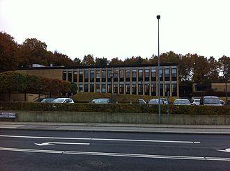 Hadsund Municipality - Hadsund City Hall.