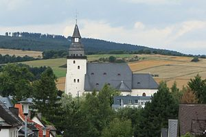 Haiger - Protestant Church