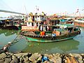 Haikou New Port various boats and ships 02.jpg