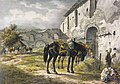 Halšanski zamak. Гальшанскі замак (A. Adam, 11.07.1812).jpg